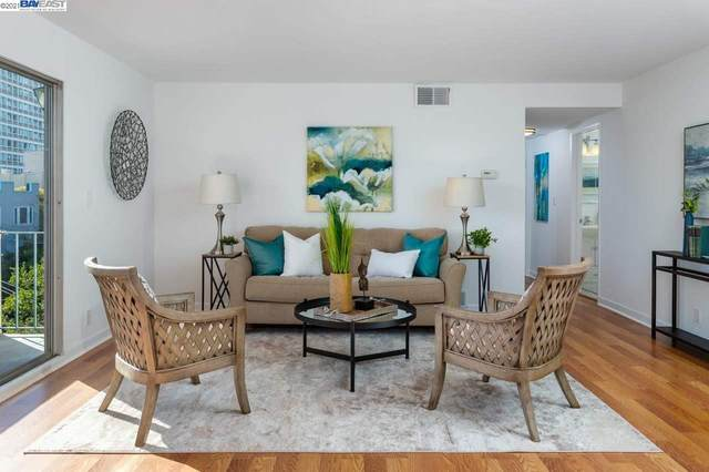280 Park View Ter 301, Oakland, CA 94610 (#BE40960564) :: The Gilmartin Group