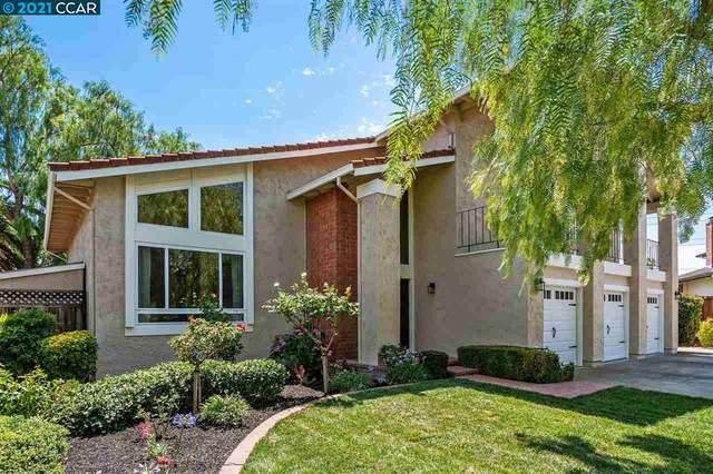 101 Santa Rosa Pl, San Ramon, CA 94583 (#CC40960577) :: Alex Brant
