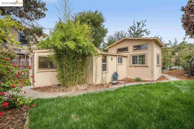 1521 Stuart, Berkeley, CA 94703 (#EB40960579) :: Intero Real Estate