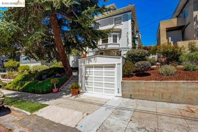 506 Crofton Ave, Oakland, CA 94610 (#EB40960592) :: Strock Real Estate