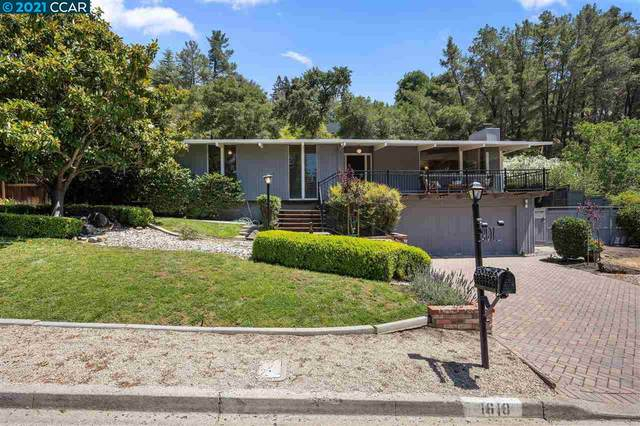 1618 Silver Dell Rd, Lafayette, CA 94549 (#CC40960597) :: The Realty Society
