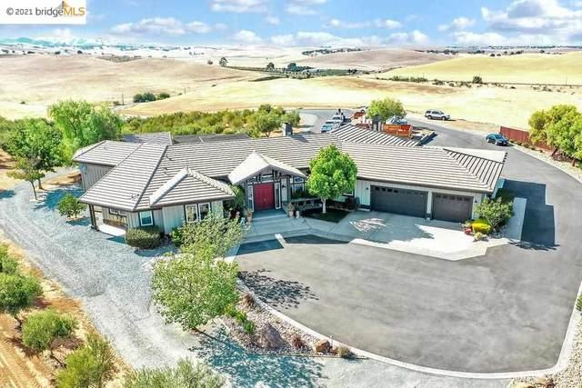 100 Harris Ranch Road, Brentwood, CA 94513 (#EB40960609) :: Olga Golovko