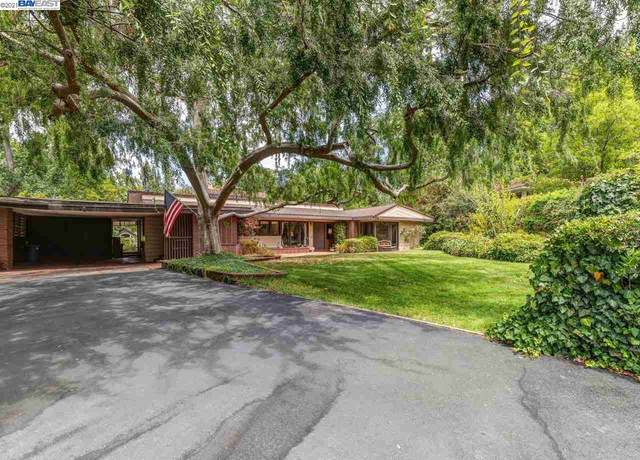 3938 Leroy Way, Lafayette, CA 94549 (#BE40960620) :: The Realty Society