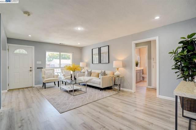 15057 Swenson St, San Leandro, CA 94579 (#BE40960628) :: The Kulda Real Estate Group
