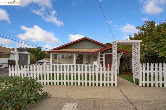 6101 Bernhard Ave, Richmond, CA 94805 (#EB40960646) :: Real Estate Experts
