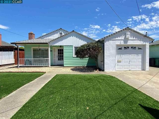 17460 Via Estrella, San Lorenzo, CA 94580 (#CC40960651) :: Paymon Real Estate Group