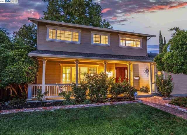 5481 Greenfield Way, Pleasanton, CA 94566 (#BE40960663) :: Paymon Real Estate Group