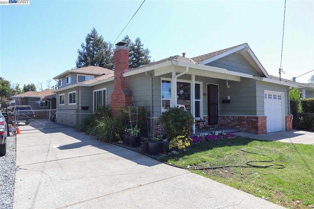 1321 Valota Rd, Redwood City, CA 94061 (#BE40960665) :: The Realty Society