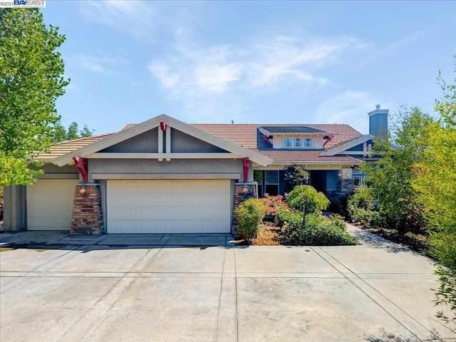 2509 Leona Place, Pleasanton, CA 94566 (#BE40960667) :: Real Estate Experts