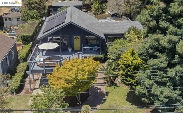 7547 Terrace Dr, El Cerrito, CA 94530 (#EB40960677) :: Paymon Real Estate Group