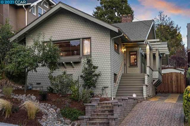 528 Jean St, Oakland, CA 94610 (#CC40960684) :: The Gilmartin Group
