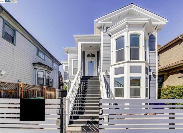 1134 Foothill Blvd A, Oakland, CA 94606 (#BE40960685) :: Olga Golovko