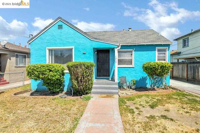 1215 102nd Ave Avenue, Oakland, CA 94519 (#EB40960688) :: The Gilmartin Group