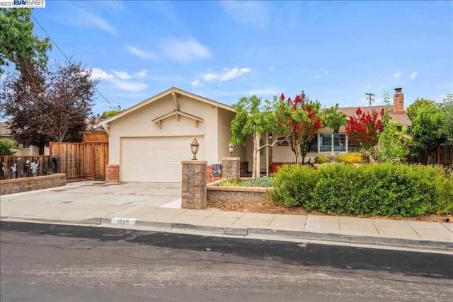 1045 El Dorado Drive, Livermore, CA 94550 (#BE40960698) :: The Gilmartin Group