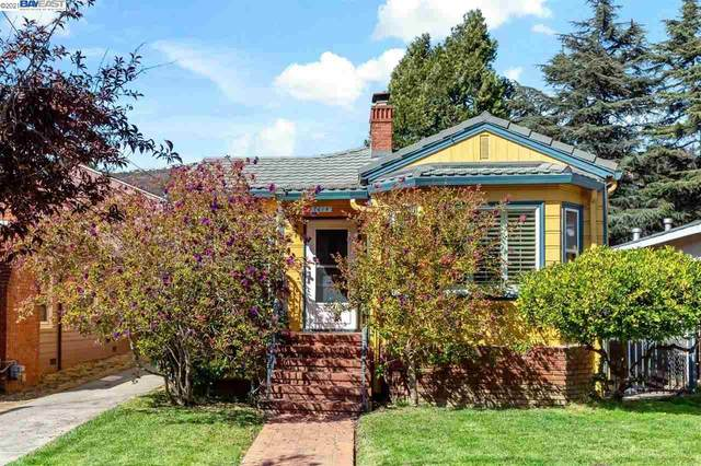 7618 Circle Hill Dr, Oakland, CA 94605 (#BE40960722) :: The Gilmartin Group