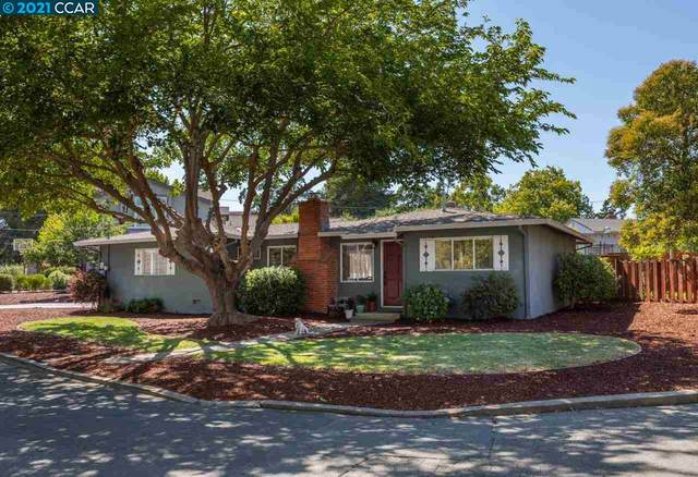 8 Sunset Dr, Pleasant Hill, CA 94523 (#CC40960746) :: The Gilmartin Group