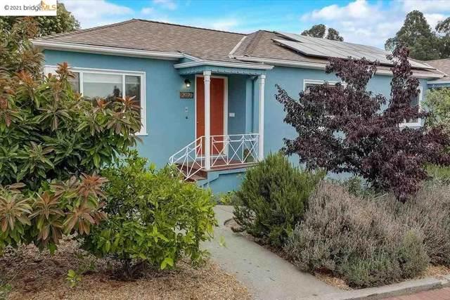 2070 36th Avenue, Oakland, CA 94601 (#EB40960800) :: The Gilmartin Group