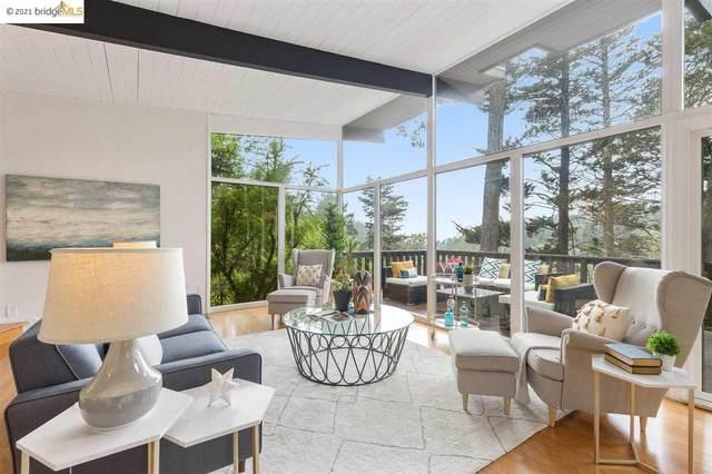6789 Moore Dr, Oakland, CA 94611 (#EB40960805) :: Strock Real Estate
