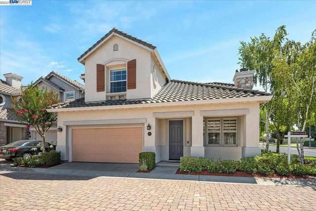 2807 Arronia Ct, Pleasanton, CA 94588 (#BE40960818) :: The Kulda Real Estate Group