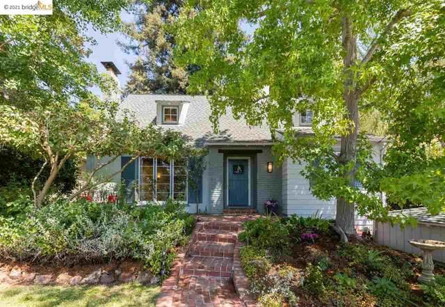 2660 Camino Lenada, Oakland, CA 94611 (#EB40960827) :: Strock Real Estate