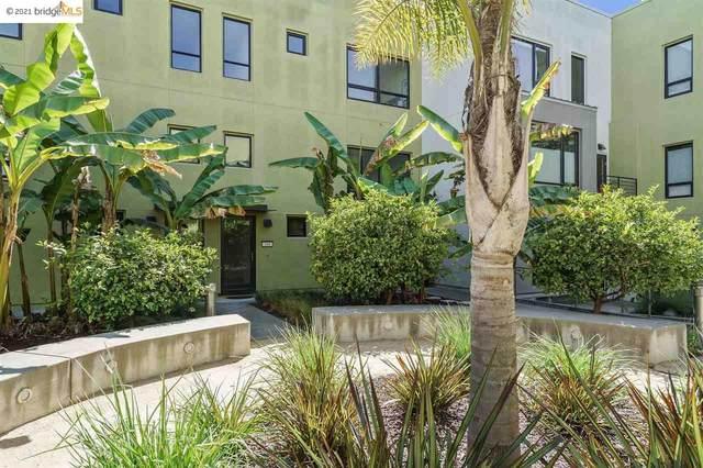 104 Zephyr Drive, Oakland, CA 94607 (#EB40960837) :: Schneider Estates