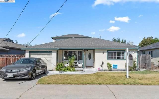 17353 Via Julia, San Lorenzo, CA 94580 (#BE40960882) :: Paymon Real Estate Group