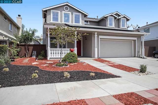 901 Sawyer Way, Brentwood, CA 94513 (#CC40960901) :: Olga Golovko