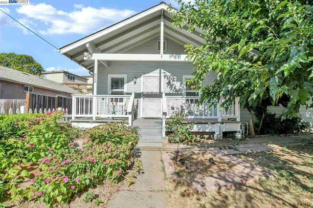 4758 Blum Road, Martinez, CA 94553 (#BE40960906) :: Strock Real Estate