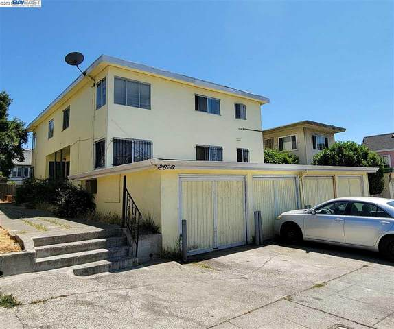 2626 73rd Ave, Oakland, CA 94605 (#BE40960919) :: The Gilmartin Group