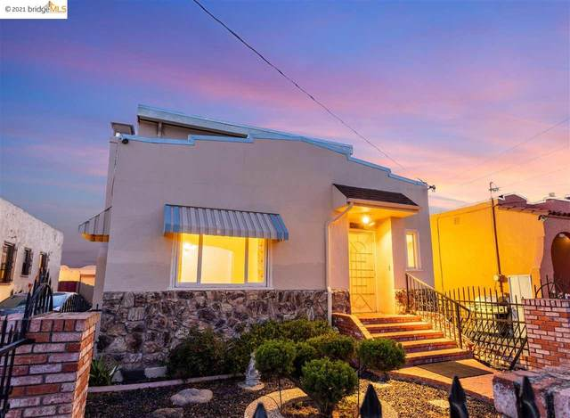 2687 Ritchie St, Oakland, CA 94605 (#EB40960937) :: The Gilmartin Group