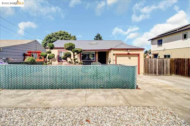 737 Kern St, Richmond, CA 94805 (#EB40960945) :: Real Estate Experts