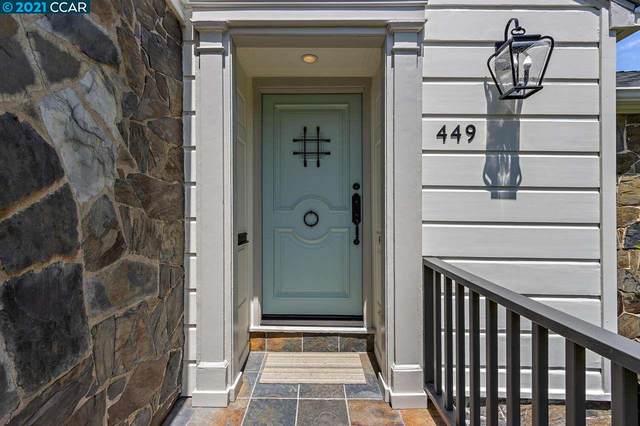 449 Scenic Ave, Piedmont, CA 94611 (#CC40960943) :: The Gilmartin Group