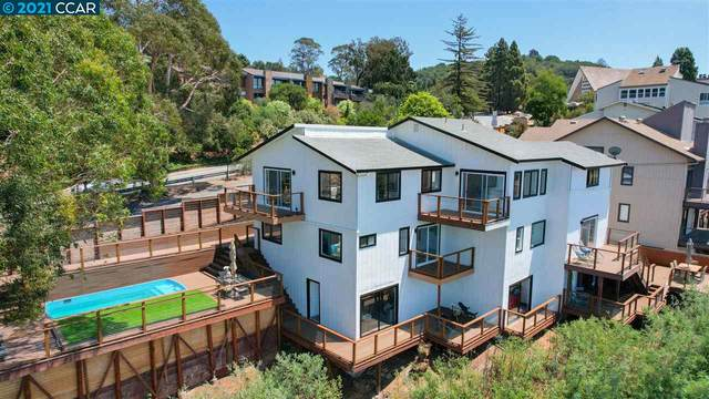4384 Redwood Rd, Oakland, CA 94619 (#CC40960950) :: Schneider Estates