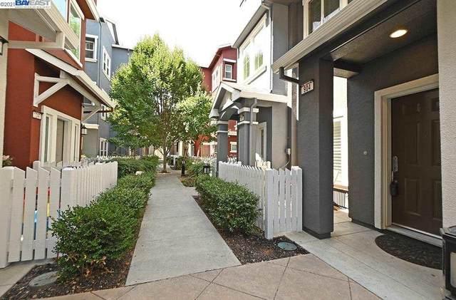 904 Alegre Pl, San Jose, CA 95126 (#BE40960971) :: Strock Real Estate