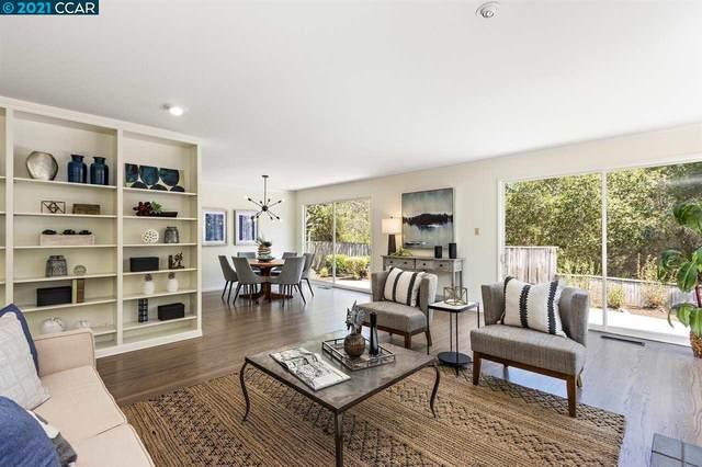 104 Estates Dr, Orinda, CA 94563 (#CC40960975) :: The Gilmartin Group