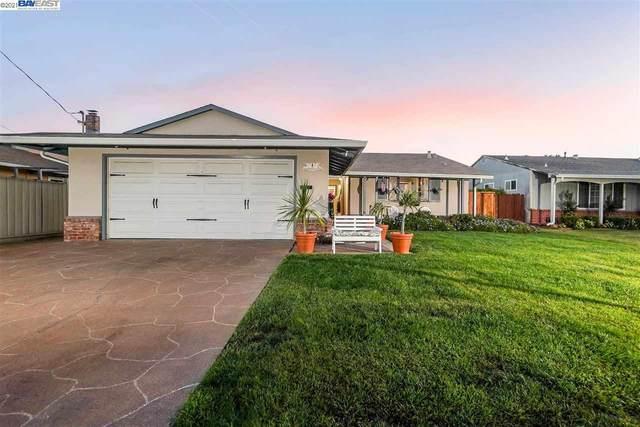 26279 Danforth Ln, Hayward, CA 94545 (#BE40961009) :: Real Estate Experts