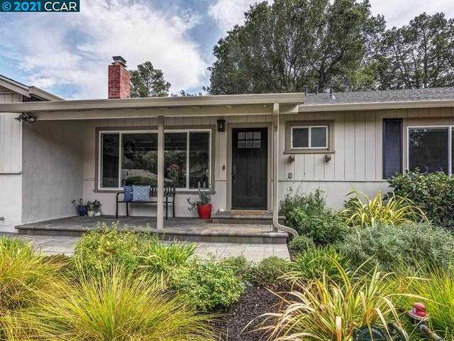 3149 Stanley Blvd, Lafayette, CA 94549 (#CC40961027) :: The Realty Society