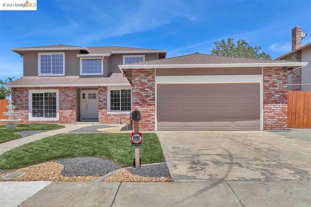 2350 Robles Dr, Antioch, CA 94509 (#EB40961045) :: The Kulda Real Estate Group