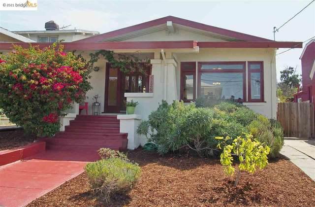 5126 Fairfax Ave, Oakland, CA 94601 (#EB40961074) :: Schneider Estates