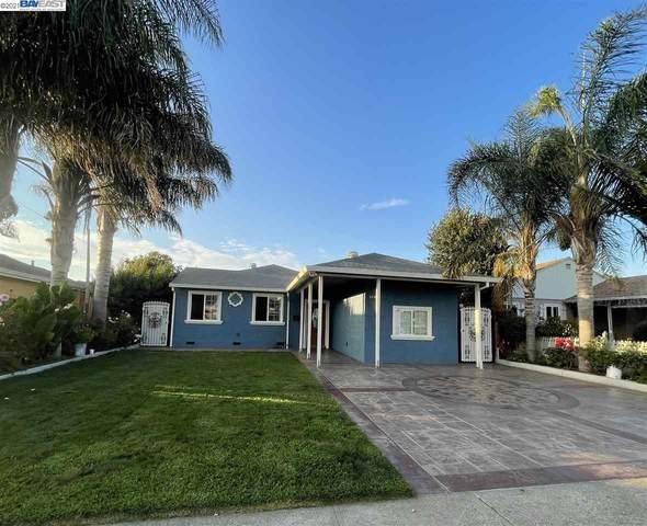 164 Lafayette Ave, Hayward, CA 94544 (#BE40961084) :: The Realty Society