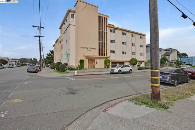 1599 Hays St 308, San Leandro, CA 94577 (#BE40961080) :: Strock Real Estate