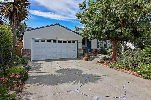 3730 Kenmore Ct, Castro Valley, CA 94546 (#BE40961079) :: The Gilmartin Group