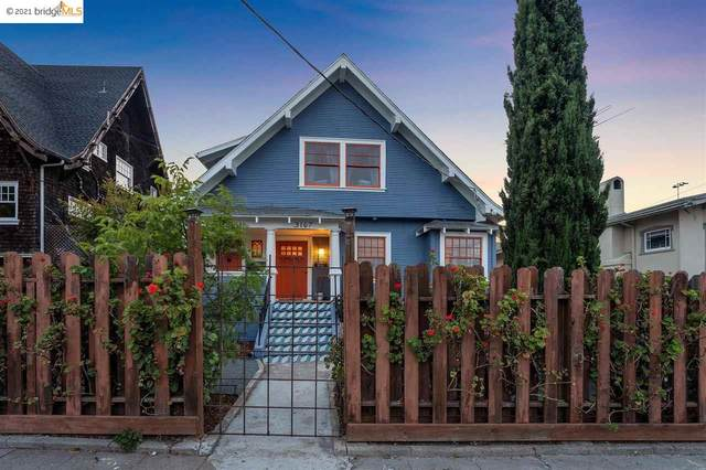 3167 Coolidge Ave, Oakland, CA 94602 (#EB40961090) :: The Gilmartin Group