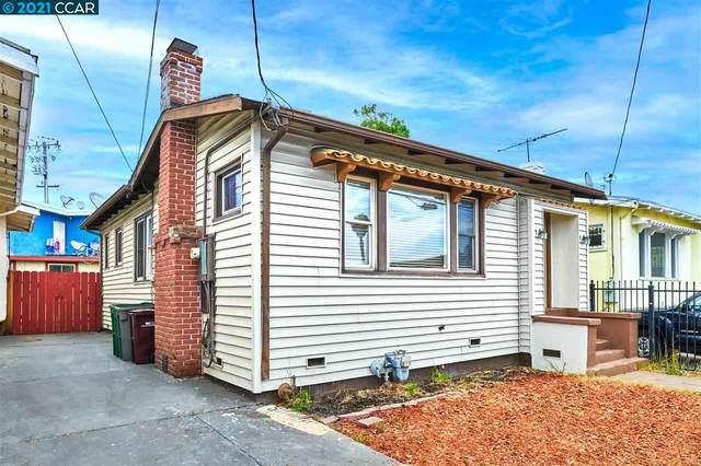 6428 Foothill Blvd, Oakland, CA 94605 (#CC40961108) :: Strock Real Estate