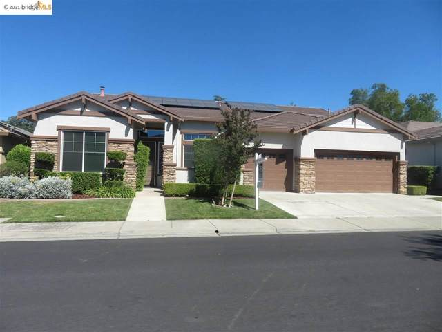 776 Centennial Pl, Brentwood, CA 94513 (#EB40961130) :: The Gilmartin Group
