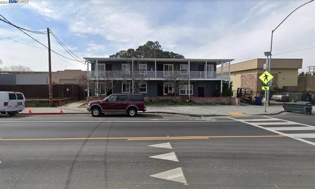 825 San Leandro Blvd, San Leandro, CA 94577 (#BE40961137) :: The Realty Society