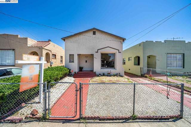 2728 Parker Ave, Oakland, CA 94605 (#BE40961141) :: The Gilmartin Group