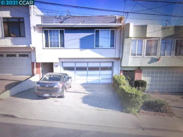 Royce Way, Daly City, CA 94014 (#CC40961148) :: The Realty Society