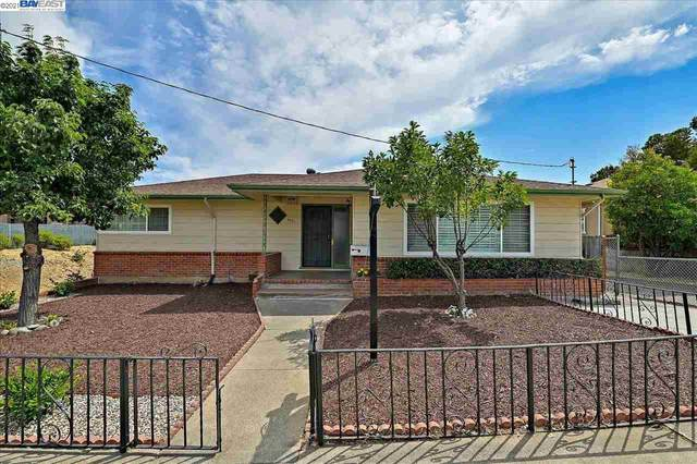 4787 Heyer Ave, Castro Valley, CA 94546 (#BE40961169) :: The Gilmartin Group