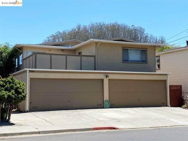 5816 San Diego St, El Cerrito, CA 94530 (#EB40961180) :: Paymon Real Estate Group